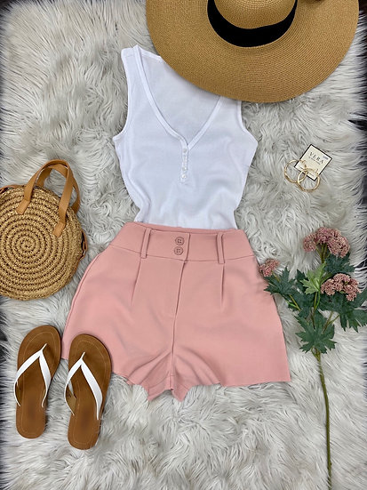 Lola Blush high rise  Shorts
