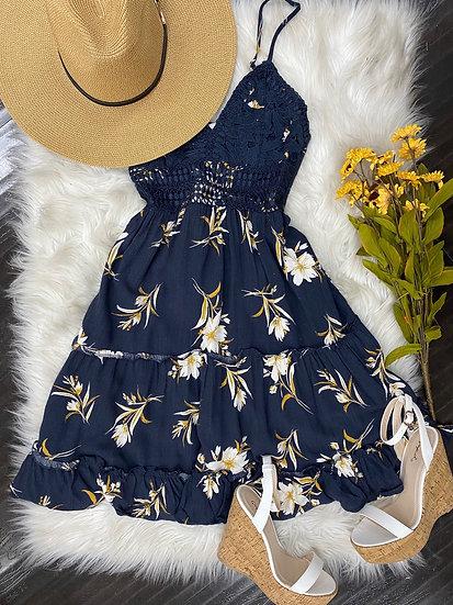 My Dress ( Navy )