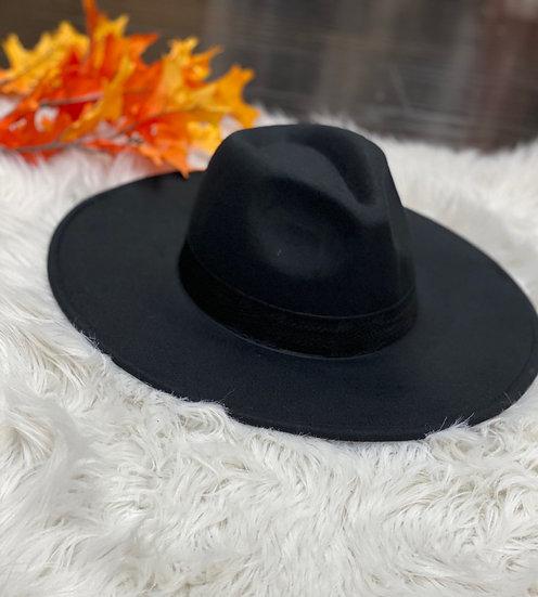 Black on black Hat