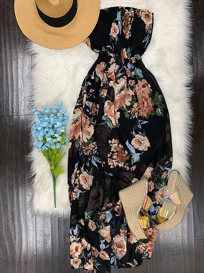 Serenity Floral Dress
