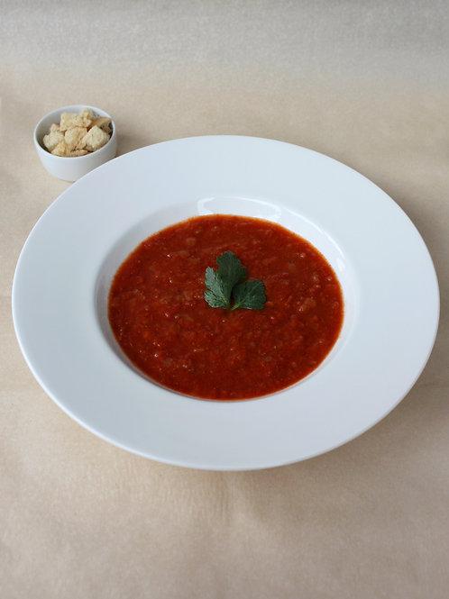 Пряный Томатно-луковый Суп