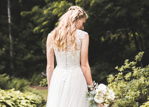 intimate wedding in North Carolina