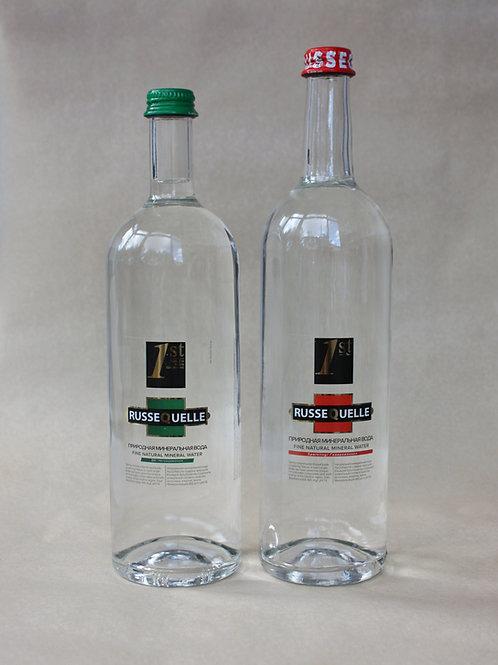"""Минеральная Вода """"Russe Quelle"""" 0.75л"""