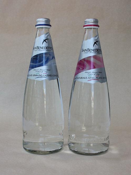 """Минеральная Вода """"San Benedetto"""" 0.75л"""