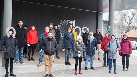 I2SR Group IBS Grenoble 2021