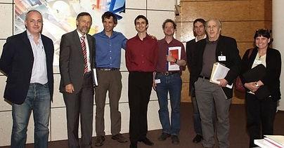 PhD thesis jury of Adam Virgile