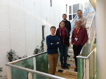 Pixel team IBS Grenoble 2020