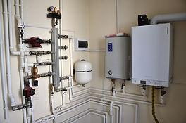 Электро и газовые котлы