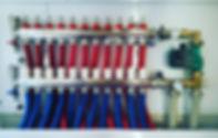Насосно-смесительный узел