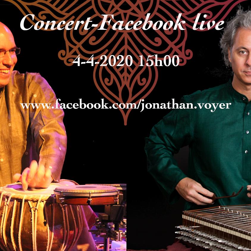 Concert-Facebook Live