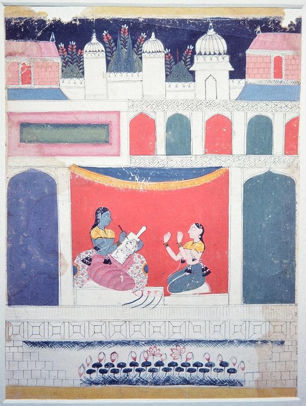 Dhanāsrī 1660