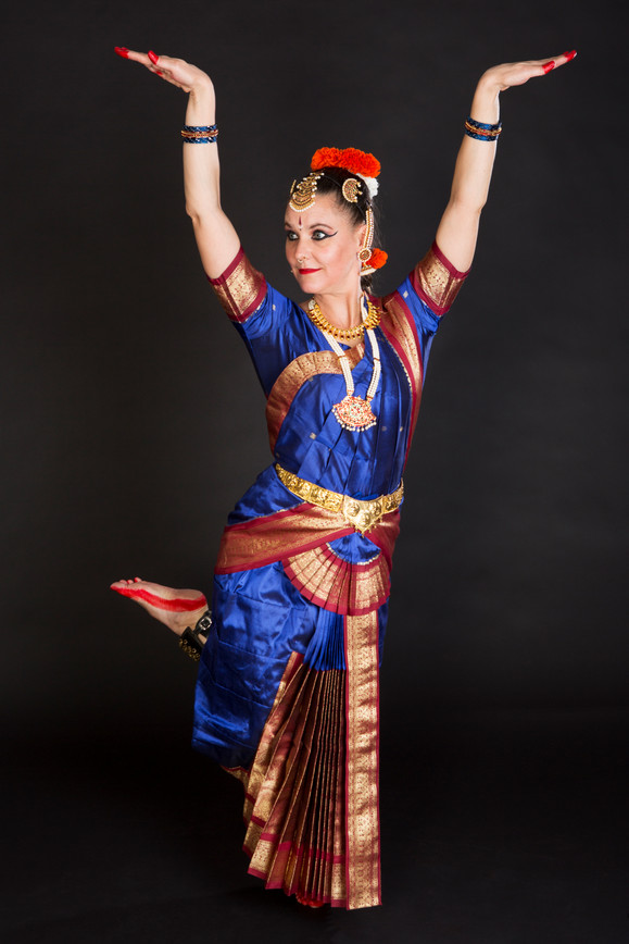 Julie Beaulieu, Bharatanatyam