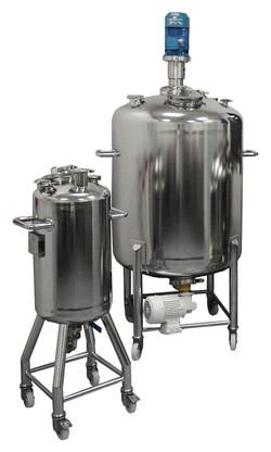 Reactor 500 litros