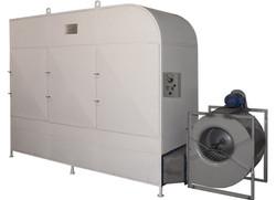 Cámara deshidratación 1000 kg