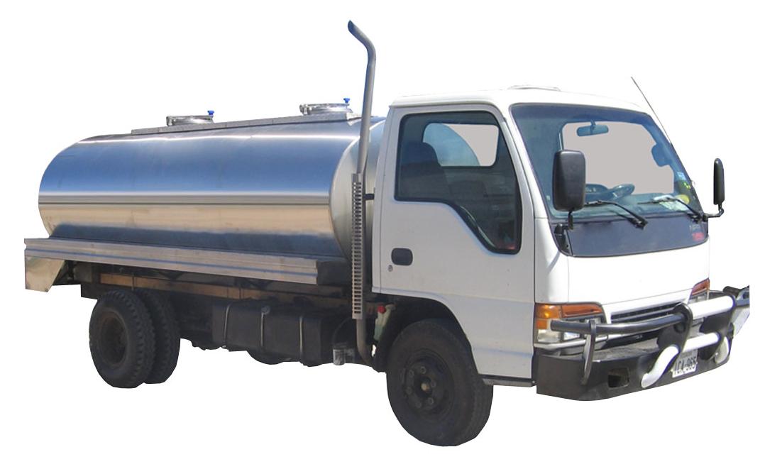 Tanquero 5500 litros