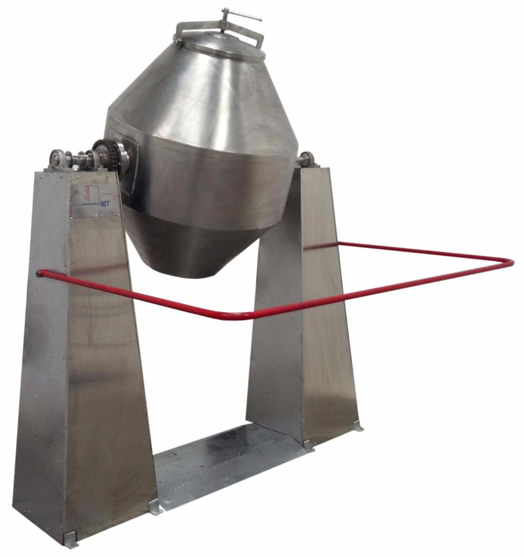 Mezclador bicónico 500 kg