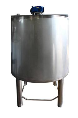Tanque de mezcla 2000 litros