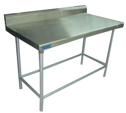 Mesa con salpicadero