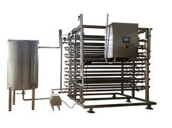 Pasteurizador tubular 2000 l/h