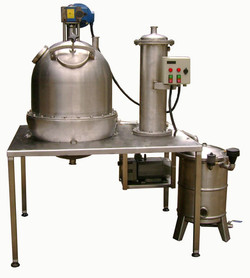 Evaporador al vacío 200 litros