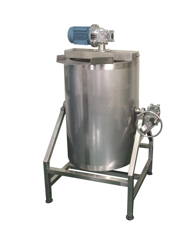 Reactor 150 litros A304L
