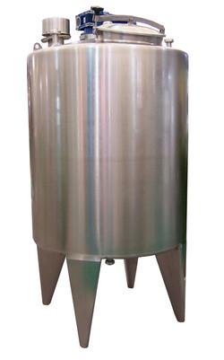 Pasteurizador LTLT 2000 litros