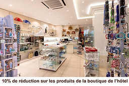 Hôtel Paradis Lourdes 4 étoiles -Boutique