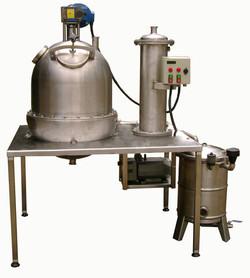 Evaporador cerrado 200 litros