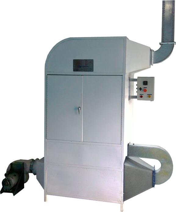 Cámara deshidratación 100 kg