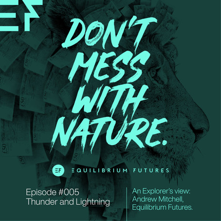 PODCAST Don't Mess with Nature: Thunder and Lightning