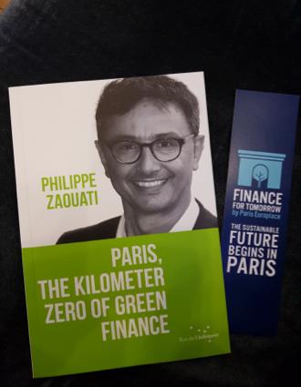 Paris - emerging leader on Natural Capital finance?