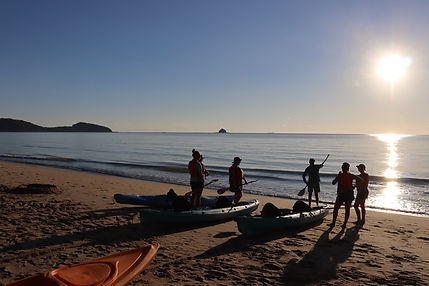 Breezy Belle Adventures, Kayaking, Glamping Cairns, Camping Cairns, FNQ.