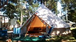 Breezy Belle Adventures, Glamping Cairns, Camping Cairns, FNQ.