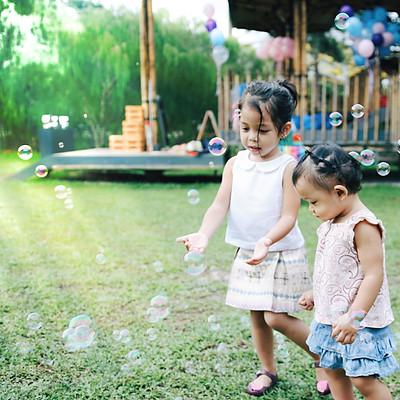 Outdoor - Zara's 3rd Birthday