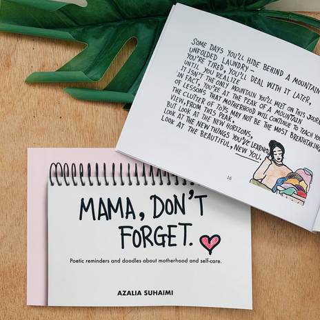 Mama Don't Forget 1