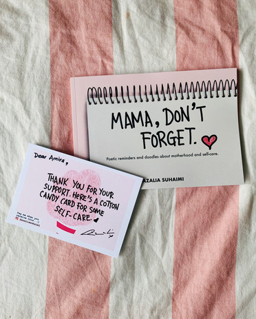 Mama Don't Forget Order