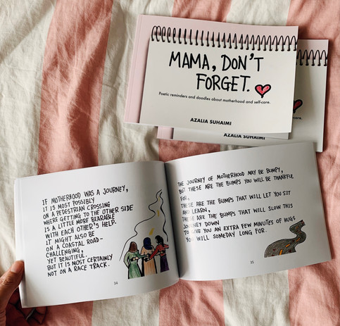 Mama Don't Forget 3