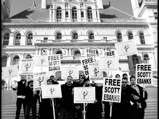 Walk to Free Scott Ebanks
