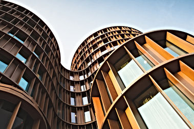 Abstract-contemporary-architecture-photo