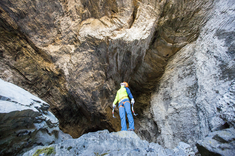 Bizarro Cave