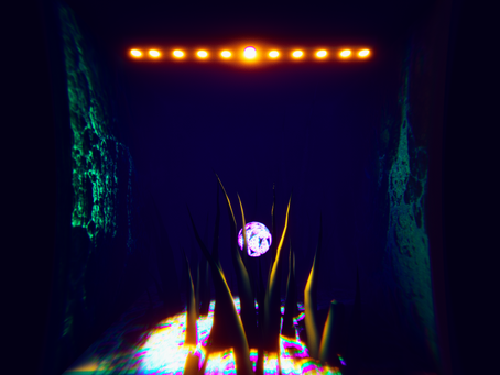 Computational Environments Week 7:  O.U.O 12c - An Exercise in Unity Lighting and Post Processing