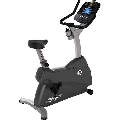 C1 Lifecycle Exercise Bike: Track+ Console