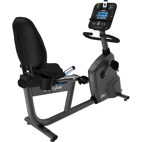 RS3 Lifecycle Exercise Bike: Track+ Console