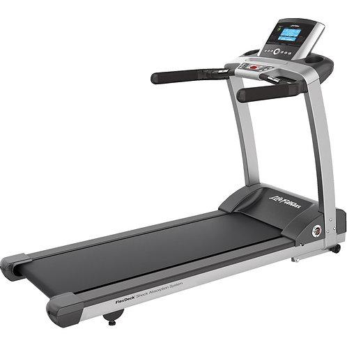 T3 Treadmill: Go Console