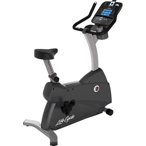 C3 Lifecycle Exercise Bike: Home Connect