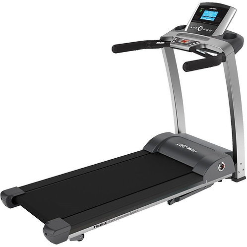 F3 Folding Treadmill: Go Console