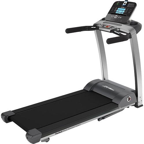 F3 Folding Treadmill: Track+ Console