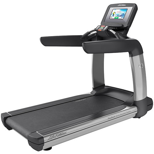 Platinum Club Series Treadmill: Discover SI Console