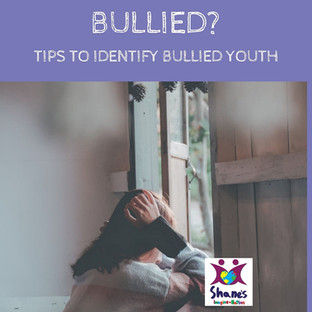 Identifying kids involved in bullying CO