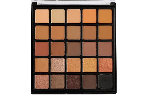 25 luxury eyeshadow browny